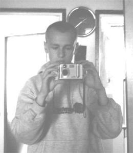 Marcin Paul | Me and my mirror | Poland, Nowa Sarzyna