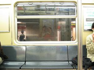 brooklyngirl | subway | New york