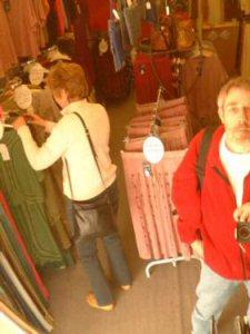 Felix Grant | With Jan in Partizan | Weston-super-Mare, UK