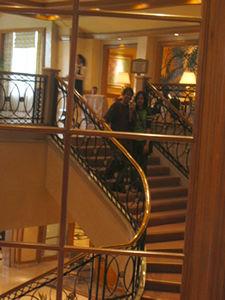 Cynthia Bauzon | Stairway | Ortigas Center