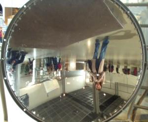 Jenni | Science Center Mirror | Vantaa, Finland