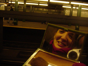 Zeynep | Hoyt- Schermerhorn | Brooklyn, NY