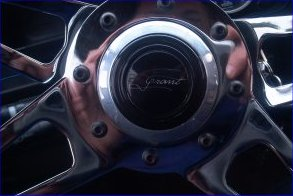 graham greig | Chrome Control | In my custom 1986 Thunderbird