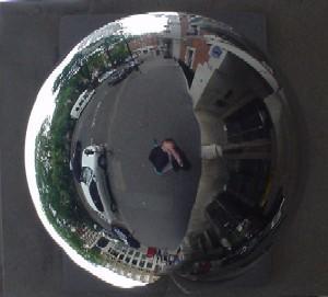 Peter George | Soho Globe | Soho Square, London (N51.51497 W0.13183)