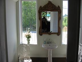 Debby Noel | Wedding Venue Bathroom | B.C. Canada