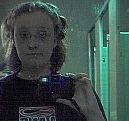 laura | bathroom mirror | Allentown, Pennsylvania
