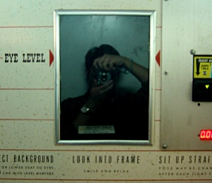tony n. | an encounter with a photo booth | basement of the andy warhol museum, pittsburgh, pa
