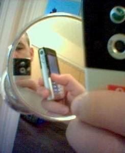 Adrian Sevitz | Phone meets Mirror | London, England