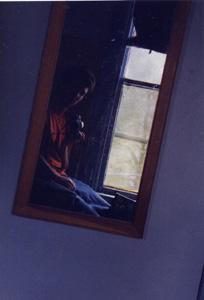 Dmitry Berenson | Mirror on the Door | Ithaca, NY