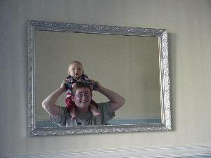 Graham Aitken | Father and Son Having Fun | Glasgow