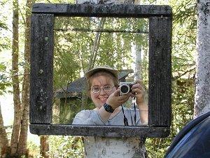 Julie Behm | Wilderness Girl | Willow, AK