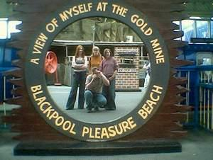 Derek Law | A View Of Myself | Blackpool Pleasure Beach, Blackpool, England