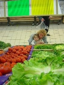 larnaud stibling | lost in a supermarket | chanteheux, france