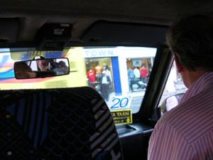Sebastiaan Schoonebeek | Driving through Istanbul | Istanbul