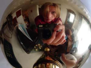 Sean Stewart   Reflective Lamp   Monongahela