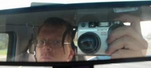 Scott Butki   Rear view mirror   Falls Church, Va