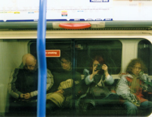 Tara Holland | London Underground | London, England