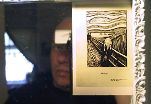 gustavo pesoa | What Munch knew | manhattan, ny