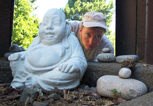 Phil Scroggs | Buddha and Me | Seattle, WA
