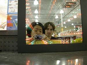 yimay yang | gadget shopping | austin, texas