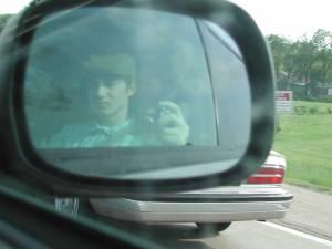 matt sanpietro | in the car | rockford IL