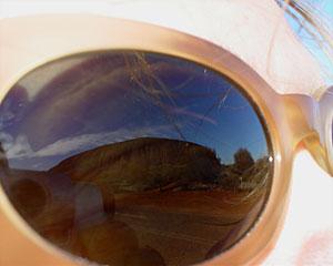 Davide e Checca | Uluru | Australia