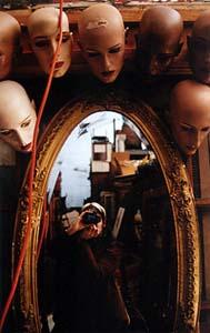 lisa whiteman | mannequin heads | New York, NY