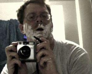 Scott Butki | shaving time | Hagerstown, MD