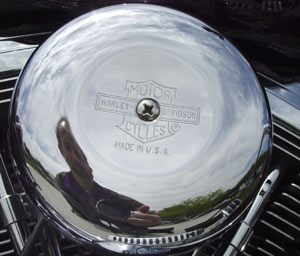 Joel Schilling | Harley Reflection | Mahwah, NJ