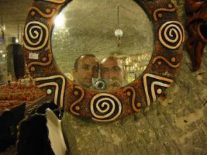 Senol Esiyok | dirty mirror, shining foreheads | Urgup/Kapadokya/Turkiye