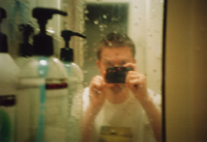 Mark Hegge | playing with my lomo in the shower | Sagamihara, Japan