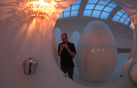 Mike Doeff | space pods | London