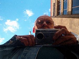 Allan O'Marra | Me In A Nissan Hood | Toronto