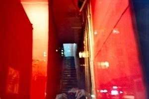 Faith | Red Stairs | New York, New York