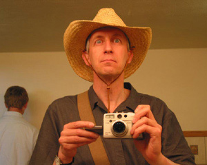 Daniel Meadows | My new hat | Arizona, USA