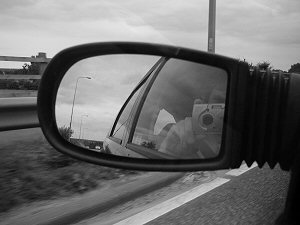 paul kelly | wing mirror | leeds
