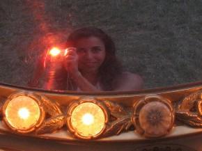 Wendy Shulik | Merry-Go-Round Mirror | Chicago, Illinois