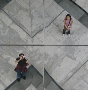 Brian   Quadrants   The Center, Hong Kong