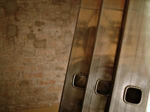 Francisco Morata Vila | aluminum stairs | Barcelona