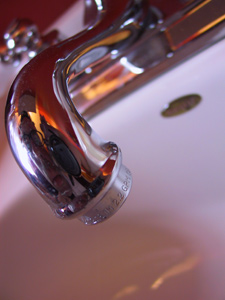 Brad Knapp | bathroom sink | Appleton, WI, USA