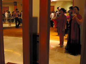 Gette | Black Robes, Square Hats | Nikko Hotel, Kuala Lumpur