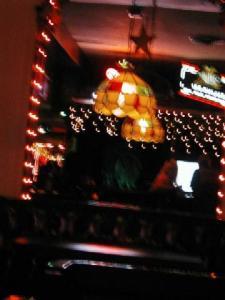 Laura DiPalma | Psycho Show at the Mexican Bar | East LA