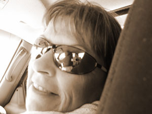 Ching   Donna in Sepia   Somewhere between Wichita and Topeka, KS