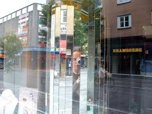 jessica egan | mirror pole | Vasteras, Sweden