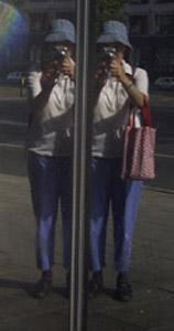 Judith Acland | My Twin | Bristol City Centre, England
