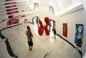 tomoko | Jeff Koons | Naples, Italy