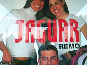 Allan O'Marra | Jaguar Promo | Ajax, Ontario, Canada