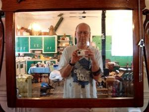 Allan O'Marra | Renovation / Antique Mirror | Maxwell Settlement, Ontario