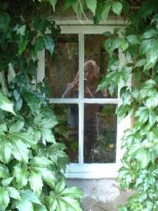 Annabelle | cottage window | West Yorkshire