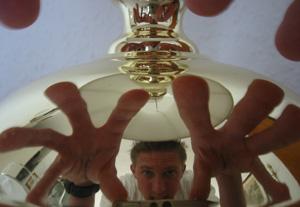 Tom Bradbury | a lamp | London, UK